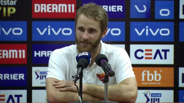 IPL 2019 : Kane Williamson reacts on Defeat against Delhi Capitals | वनइंडिया हिंदी