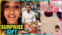 Erica Fernandes Gets This SURPISE On Her Birthday | Parth Samthaan