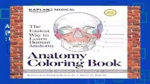 About For Books  Anatomy Coloring Book (Kaplan Medical)  Best Sellers Rank : #1
