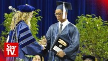 JPA scholar receives highest engineering honour at Penn State University