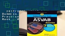 2017/2018 ASVAB for Dummies with Online Practice  Best Sellers Rank : #3
