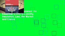 Library  Marine Insurance: An Essential Guide to Liability, Insurance, Law, the Market and Claims