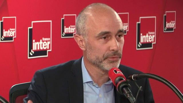 """Gilles Boyer, candidat sur la liste LREM aux Européennes sur le glyphosate : """"C'est une mesure qui doit être prise au niveau européen. Nous avons avons maintenant un objectif qui est d'arriver à une interdiction d'ici deux ans"""""""