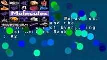 About For Books  Molecules: The Elements and the Architecture of Everything  Best Sellers Rank : #2