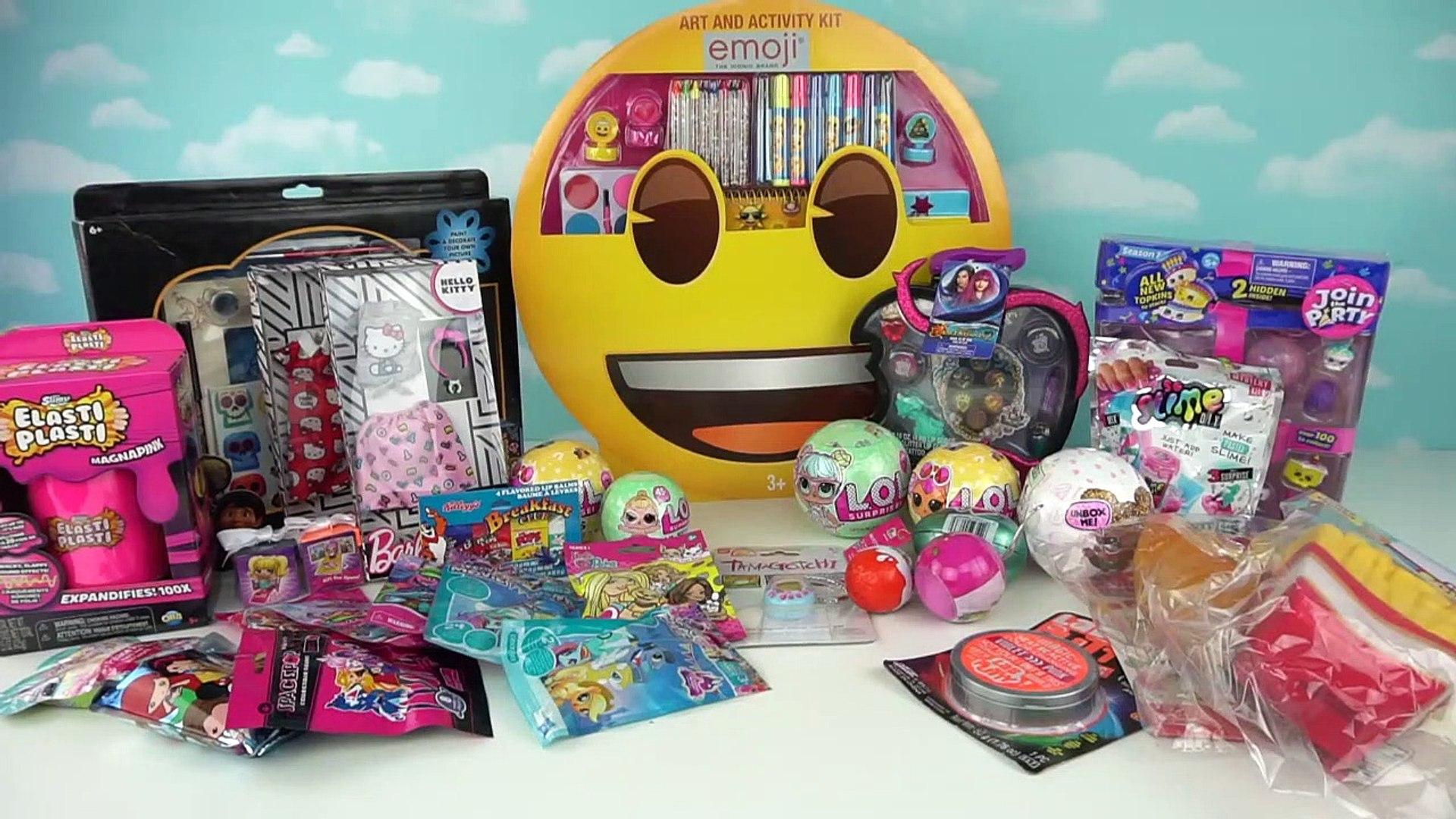 PetsEmojisSlimeMaquillaje Sorpresas Abriendo CocoLol Y Juguetes Nuevos De Surprise Barbie VUpGqzSM
