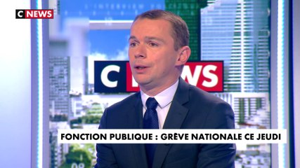 Olivier Dussopt - CNews jeudi 9 mai 2019