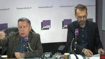 """Jacques Lévy : """"L'idée d'Europe, c'est l'idée multi-séculaire d'éviter de se faire la guerre."""""""