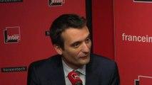 Florian Philippot, tête de liste Les Patriotes aux Européennes, est invité de France Inter