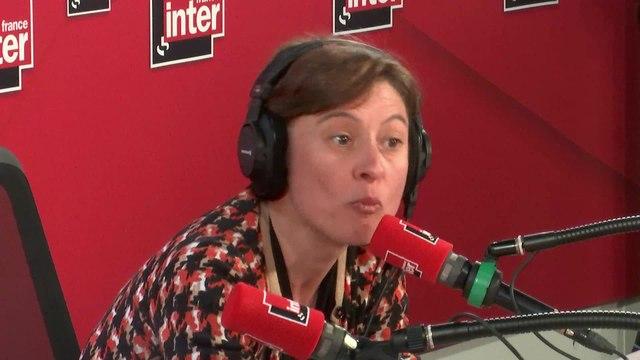 Gilles Boyer, 12e sur la liste En marche aux Européennes, est l'invité de France Inter