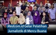 Medcom.id Gelar Pelatihan  Jurnalistik di Mercu Buana