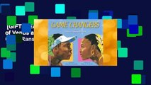 [GIFT IDEAS] Game Changers: The Story of Venus and Serena Williams by Lesa Cline-Ransome