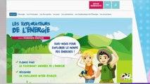 Les Explorateurs de l'Énergie : le site ludique pour les 10-12 ans