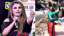 Rakhi Sawant's befitting reply to Pakistan user, who trolled her | FilmiBeat