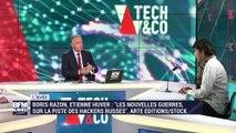 """Boris Razon et Etienne Huver: """"Les nouvelles guerres, sur la piste des hackers russes"""", Arte Éditions/Stock - 07/05"""