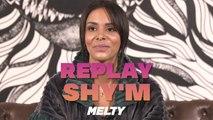 "Shy'm #Replay - ""On va me parler de Bercy jusqu'à mes 100 piges"""