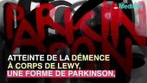 Parkinson : Catherine Laborde terriblement seule