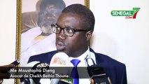 Procès de Cheikh Béthio - Me Moustapha Dieng- Ce qui pose problème dans ce dossier