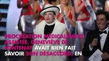 Geneviève de Fontenay opposée à la PMA : Elle revient sur ses propos polémiques