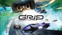 GRIP : Combat Racing  - Trailer mise à jour AirBlades