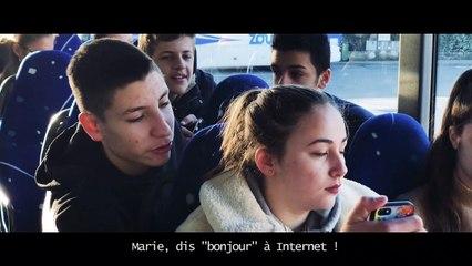 #NonAuHarcèlement2019  Vidéo du collège Vallée du Gapeau de Solliès-Pont