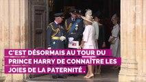 Le prince Harry : de sa vie d'adolescent rebelle de la famille royale à père de famille rangé