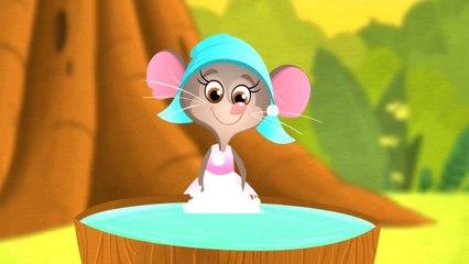Marty Mouse - La bella lavanderina (Canzoni per bambini)