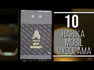 İndirmeniz Gereken Harika 10 Mobil Uygulama (iOS ve Android)