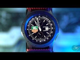 Galaxy Watch : Android için en iyi saat?
