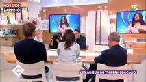 C à vous : Thierry Beccaro revient sur les raisons de son départ (vidéo)