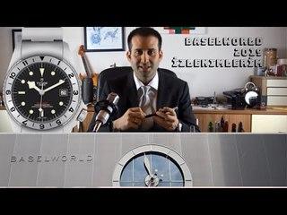 Baselworld 2019 İzlenimlerim - Rolex, Patek Philippe, Tudor