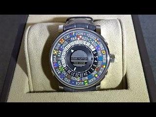 Louis Vuitton Escale Time Zone 39 - Mert Kalafat