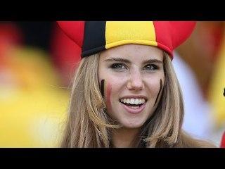 Dünya Kupasının en güzel kızları