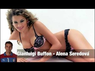 Top 10 Sexiest (Hottest) Footballers' Wags