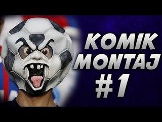 Futbol Komik Montaj #1