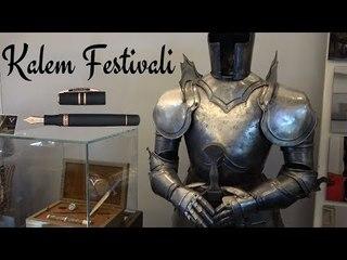 Dünyanın İlk Kalem Festivali - Saat Kanalı