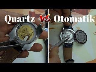 Quartz (Pilli) Vs Otomatik Saat - Mert Kalafat