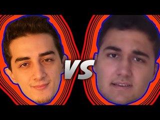 RUHİ ÇENET vs MURATABIGF PENALTI CHALLENGE