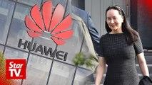 Huawei: US allegation against Meng based on sanction against Iran