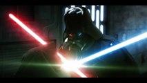 Un fan réimagine le combat entre Dark Vador et Obi Wan Kenobi de façons plus moderne dans Star Wars