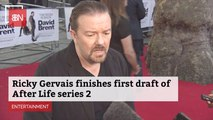 Ricky Gervais Goes Back To Netflix With New Ideas