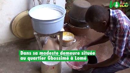 Togo: licencié de son poste, ce sexagénaire lance une entreprise de fabrication de craie
