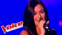 Miley Cyrus – Wrecking Ball   Victoria Adamo   The Voice France 2015   Blind Audition