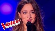 George Brassens – Les Passantes | Clémence Saint Preux | The Voice France 2015 | Blind Audition