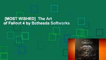 [MOST WISHED]  The Art of Fallout 4 by Bethesda Softworks