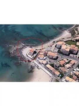 Villa Môle au Cap d'Agde (avant et après)