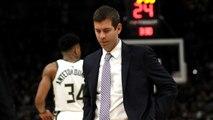 2019 NBA Playoffs: Brad Stevens Struggled to Coach Celtics' Talented Roster