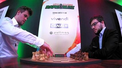 Grand Chess Tour: 2019 Côte D'Ivoire Rapid & Blitz - FR - Rapide, Rondes 4-6