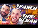 Raphaël et Vincent Queijo (Les Anges 10) : Las Vegas, le teaser