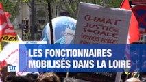 A la Une : Des milliers de manifestants pour défendre le service public / Une subvention de 350 000 euros qui passe mal à Montreynaud / Les difficultés pour recruter dans la Loire, une réalité / Un derby à distance qui donne du piment
