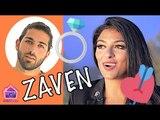 Sabrina des Anges (LVDA3) : Quel mot pour son chéri Zaven ?